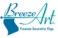 Breeze Art Premium Decorative Garden Flag